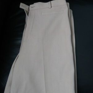 Rafaella Tan Dress Pants Size 8